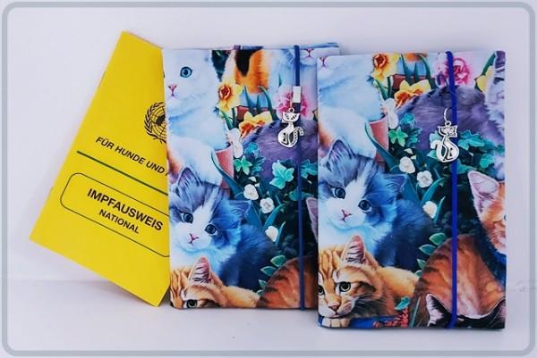 Impasshüllen für Katzenpässe / National
