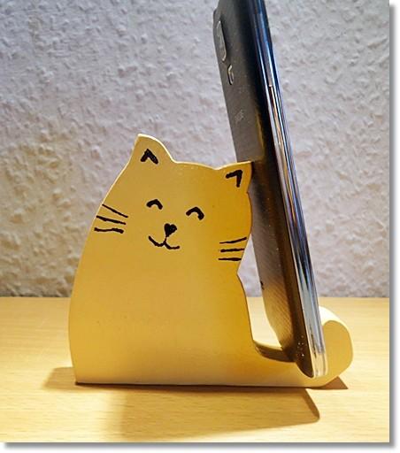 Handyhalter Katze